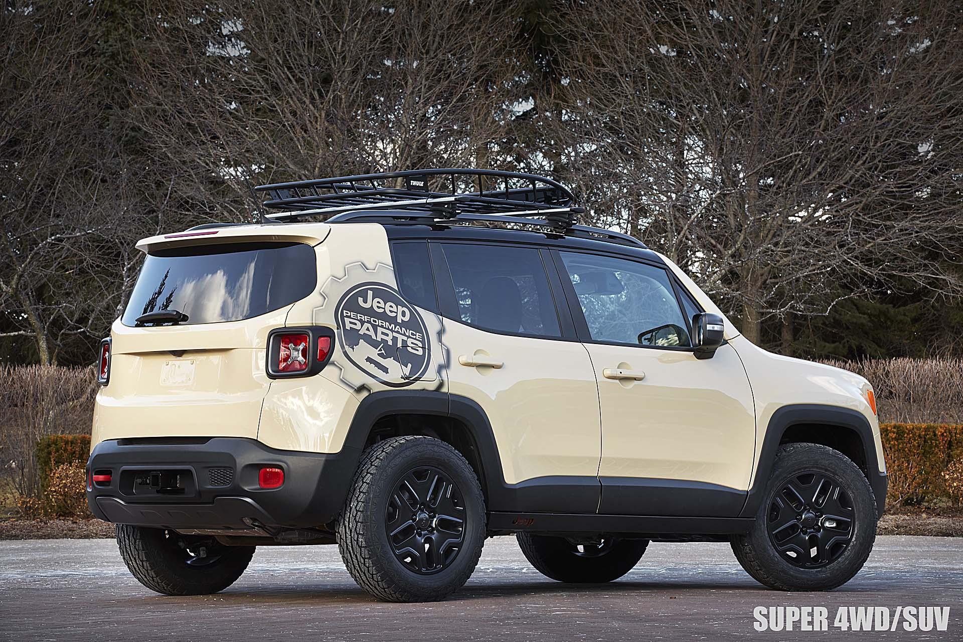 Jeep Renegade Desert Hawk >> ジープレネゲード。面白くカスタムしてみませんか? | ライオンハート
