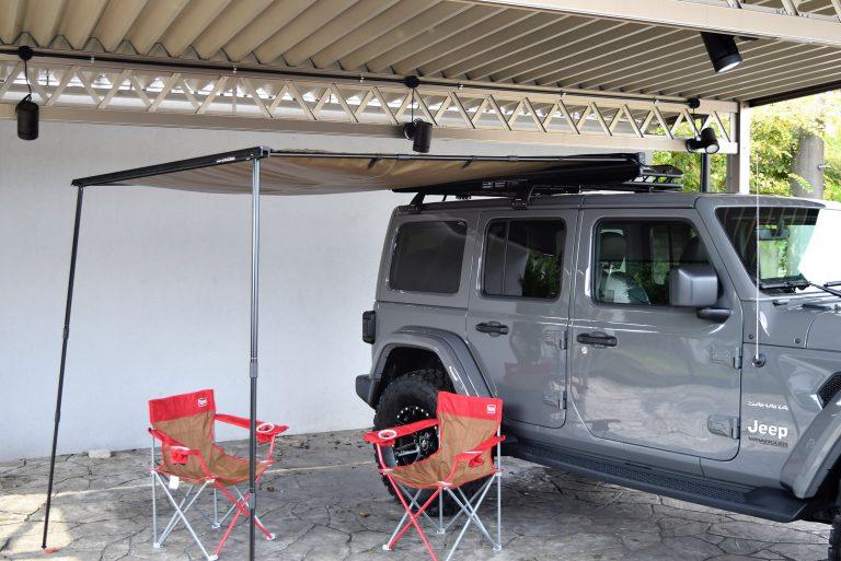 Rhino-Rack ライノラック サンシーカー 2.5m オーニング image1