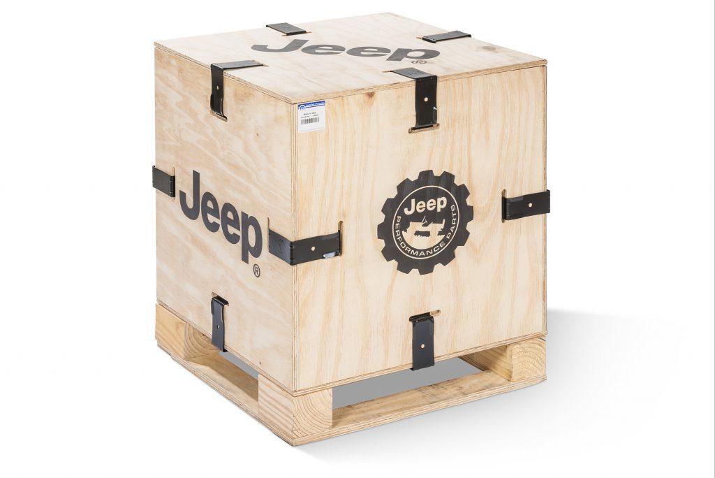 MOPAR JEEP純正  2インチリフトアップKIT FOXシリーズ 18y~ Jeep JLラングラーアンリミテッド用 image2