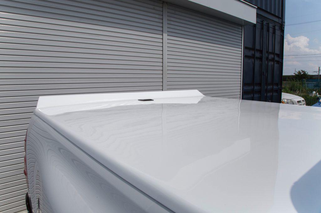 トヨタ ハイラックス GUN125 2015y以降 リバティウォークデザイン エアロトノカバー image2